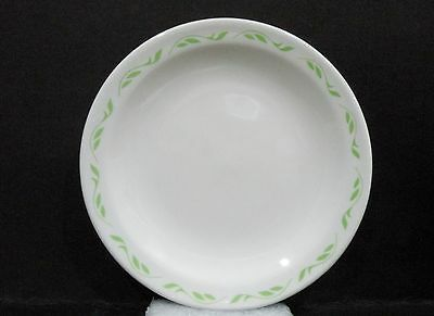 "Bristile small Side Plate light green leaves pattern vgc (5"")"
