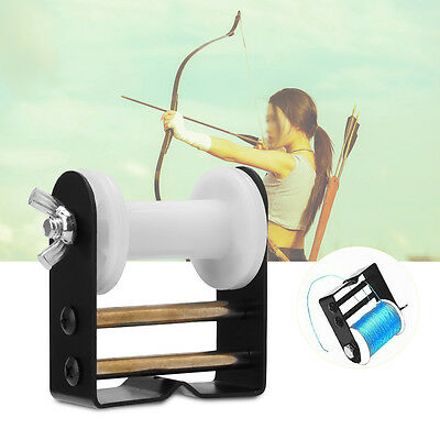Universal Archery Bow String Server Serving Jig Hunting Shooting Assist Tool ZY