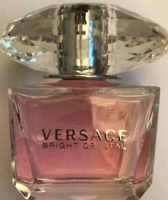 Versace Bright Crystal 90 ml Eau de Toilette Spray NEU&Unbenutzt