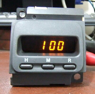 Honda CRV Dash clock 1997 to 2001