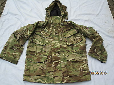 Smock Combat Waterproof and MVP,MTP,Nässeschutzjacke,Multicam, Gr. 180/96