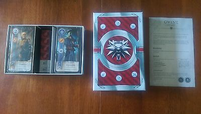 Genuine The Witcher 3 GWENT Cards Nilfgaard & Northern Realms set