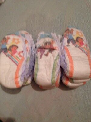 Pampers Easy Up Pants Size 6 (18 Pieces) - (No Packaging)Diapers Unused