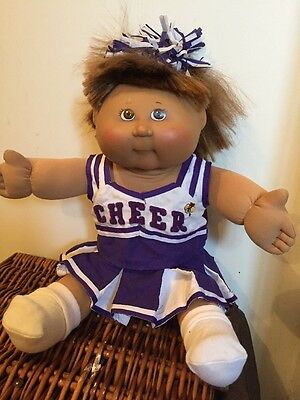 Darker Skinned Cabbage Patch Doll