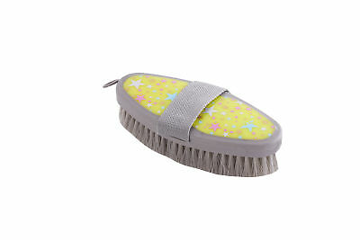 HORKA Soft Horse Grooming Brush - Stars