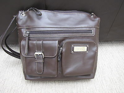 Relic - Hand Bag New  - Dark Brown