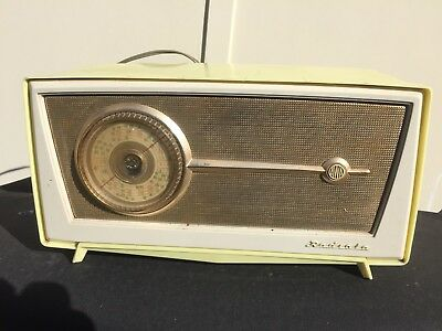 Collectable Tube Radios