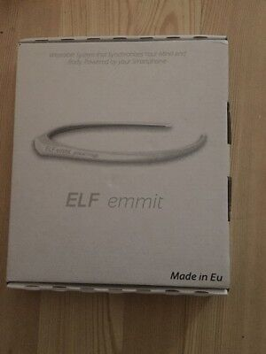 ELF Emmit Mind & Body Assistant Improve Focus, Sleep, while combating stress