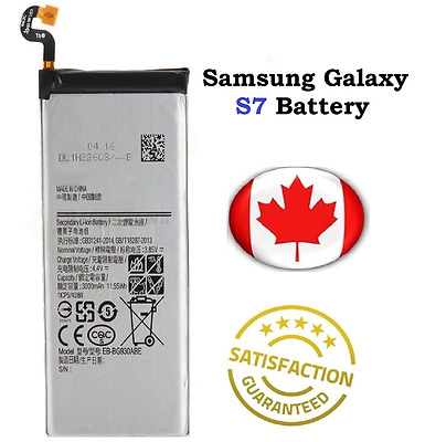 Brand New Replacement Battery for Samsung Galaxy S7 3000 mAh