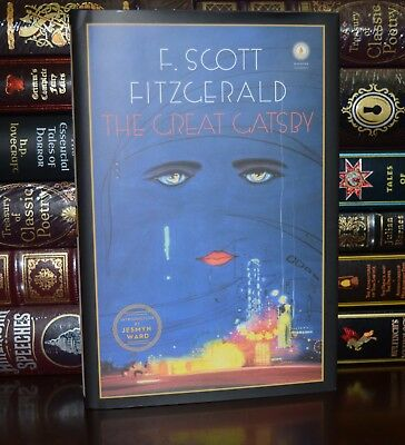The Great Gatsby by F. Scott Fitzgerald Brand New Deluxe Hardcover Gift