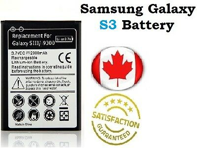International site visibilityBrand New Samsung Galaxy S3 Replacement Battery