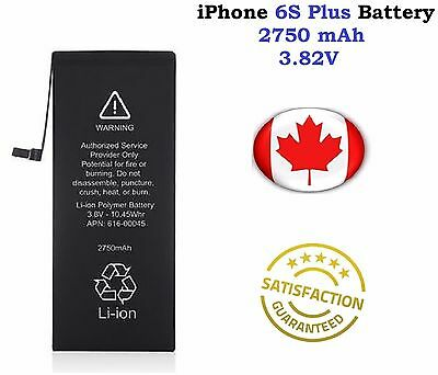 Brand New iPhone 6S Plus Replacement Battery Lithium High Capacity