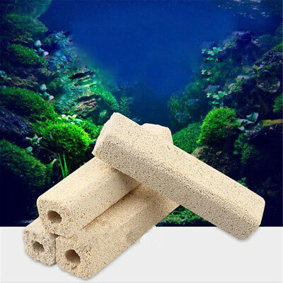 16.5cm/9cm Bio Filter Media Tube Bacteria House Aquarium Fish Tank Koi Pond