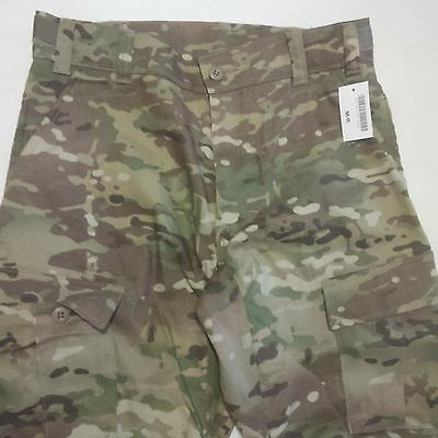 NEW - Medium Regular ACP Multicam SF Issue Army COMBAT PANTS w/ TAGS