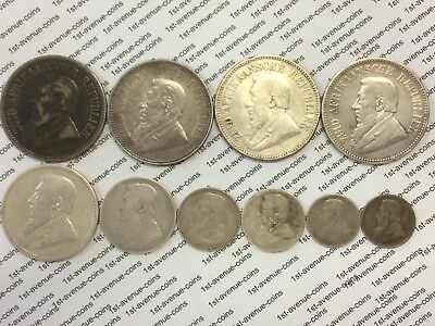 South Africa ZAR Shillings And Pence - Some Key Dates!