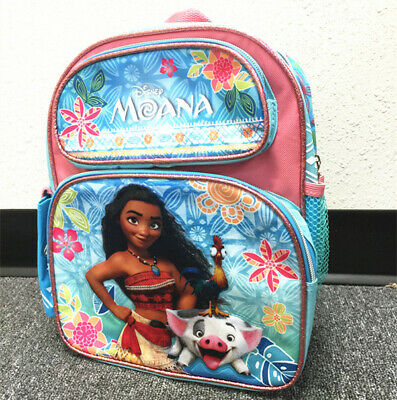"Disney Moana SMALL Backpack 12"" Brand New School backpack NEW!"