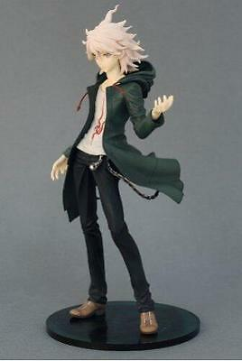 New Anime Super Dangan Ronpa 2 Komaeda Nagito 21cm PVC Figure Toy Gift