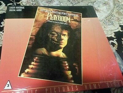 Playroom Laserdisc laser disc