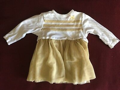 Baby girls dress 6-12 months Chloe and Louise