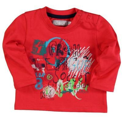 Bóboli Boys Long Sleeved Shirt Graffiti sz. 74 80 86 92