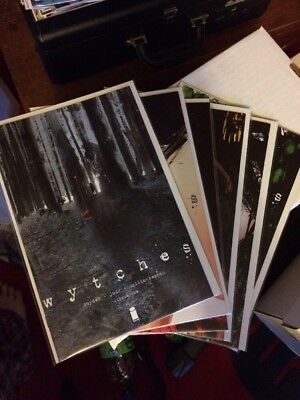 Wytches Image Comics #1-6 Full Set Run Lot Scott Snyder Jock Complete  NM