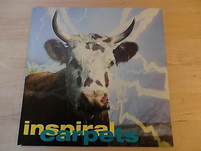 Inspiral Carpets - she comes in the fall, sackville 7 inch single vinyl 1990