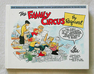 The Family Circus by Request (1998 Hardcover)