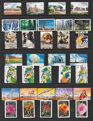 Lot 4 Page  Australian Stamps  Used