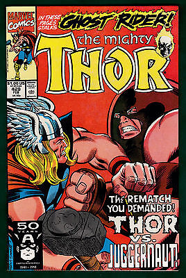 Thor #429 Ghost Rider Appearance VF/NM