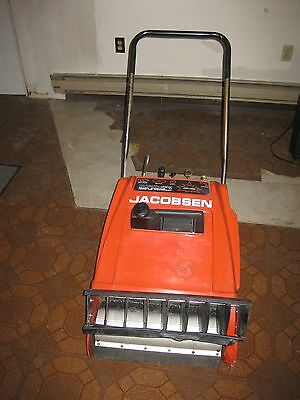 Jacobsen Sno-Burst Snow Blower   snowblower