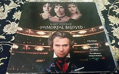 Immortal Beloved Laserdisc laser disc