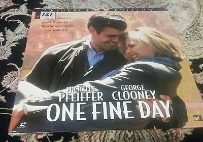 One Fine Day Laserdisc laser disc