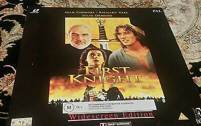 First Knight Laserdisc laser disc