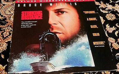 Striking Distance Laserdisc laser disc