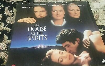 House of the Spirits Laserdisc laser disc