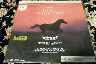 The Horse Whisperer Laserdisc laser disc