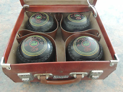 Drakes Pride Special LAWN BOWLS - size3H