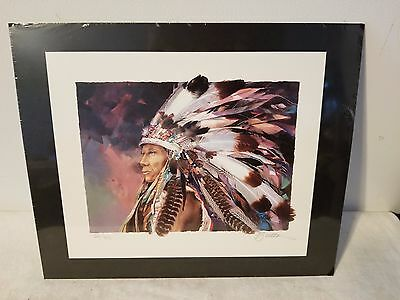 Tom Brittain Limited Edition Art Print Signed & Numbered