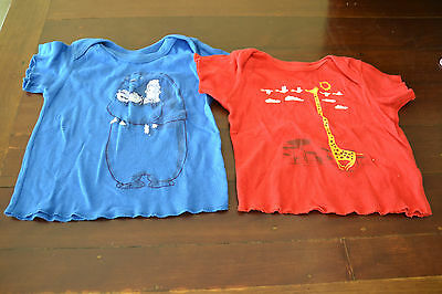 2 Threadless t-shirts size 18 months