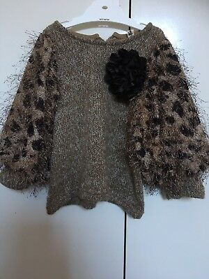 Knit Jumper Size 3