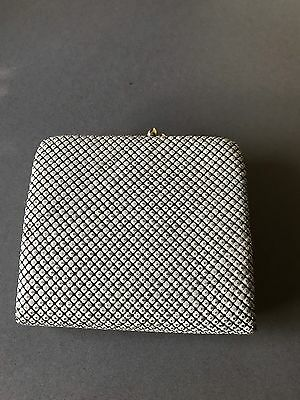Glomesh Tri Fold Wallet And Coin Purse Vintage As New Excellent Condition