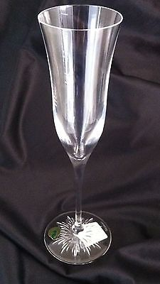 """Waterford Crystal """"light"""" Flute"""