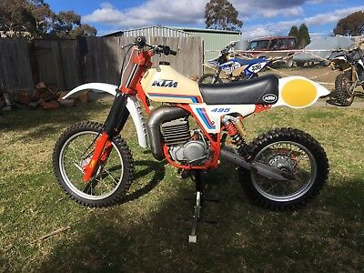 1981 KTM 495 - Immaculate Condition