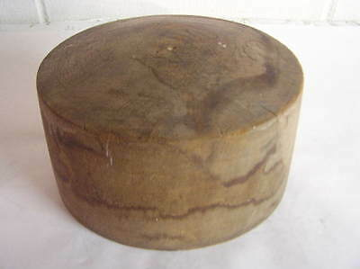 Antique Wooden Acme N.Y. Hat Form