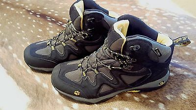 Jack Wolfskin Mid Hiking boots Size UK9 US10 New with Tags