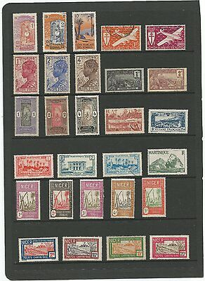 France   French Colonies Collection