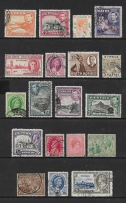 BRITISH COLONIES - mixed collection No.14