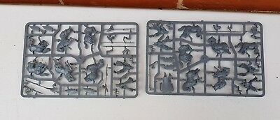 6x Morgul Knights Mounted (NEW ON SPRUE) - LOTR Hobbit Orc Mordor