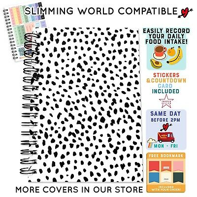 Food Diary 3Mth Slimming World Compatible Diet Plan Book Log Journal *yes I Can*