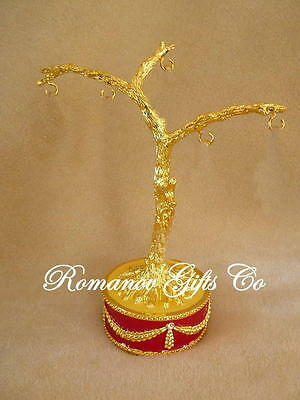 Russian Imperial  Musical Egg Tree for your egg pendants plays Fur Elise